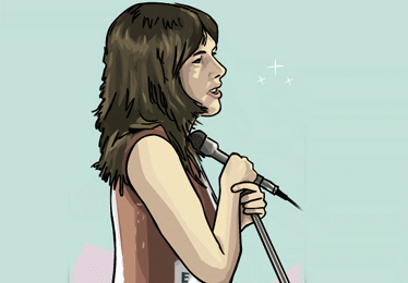 jefferson airplane illustration