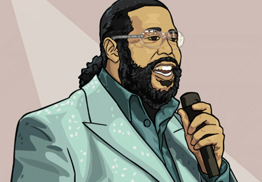 illustration barry white