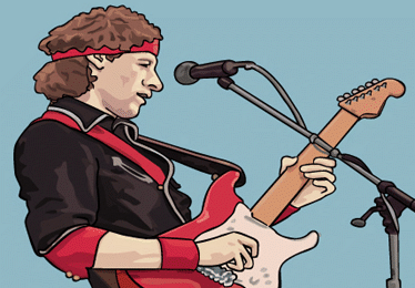 illustration dire straits