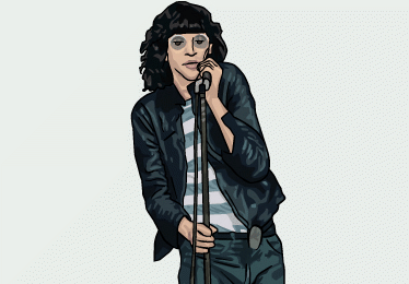 the ramones illustration