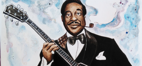 dessin albert king